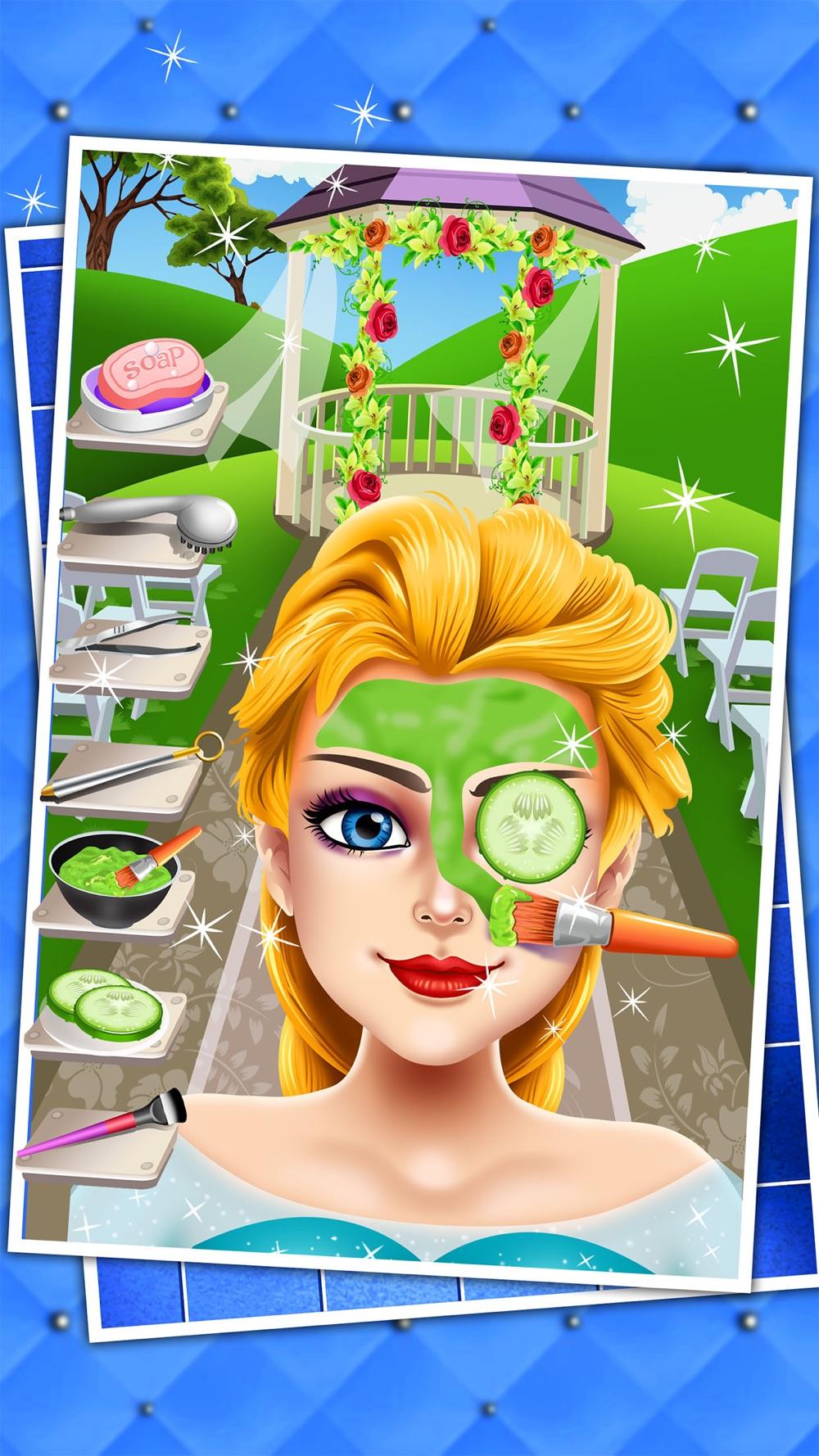 Princess Make-Up Salon & Spa Makeover Kids Games! Cheat Codes