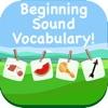 Beginning Sound Vocabulary