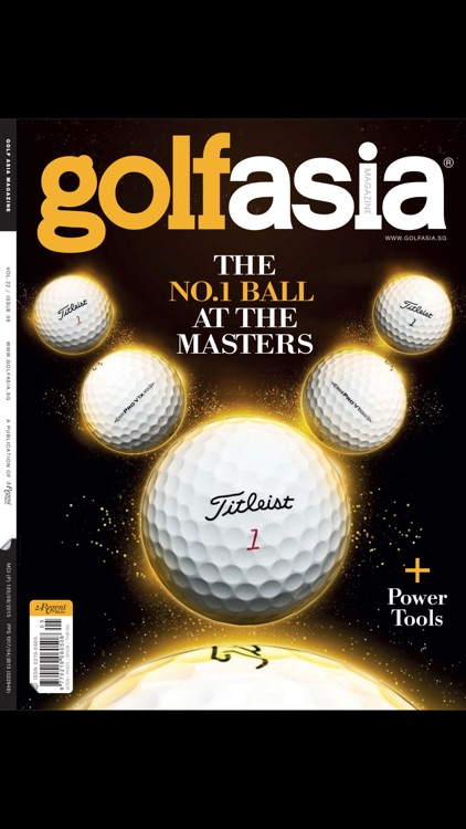 Golf Asia screenshot-0