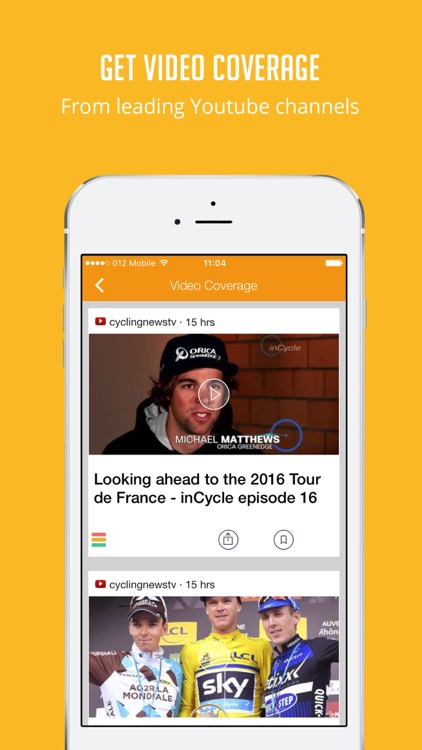 Sportfusion - Tour de France 2016 Unofficial News Edition screenshot-4