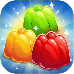 Gummy Pop World Mania - Fun New Free Matching Game