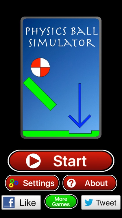 Physics Ball Simulator - A Game To Train Your Logical Thinking