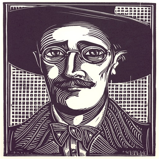 James Joyce Biography and Quotes: Life with Documentary icon