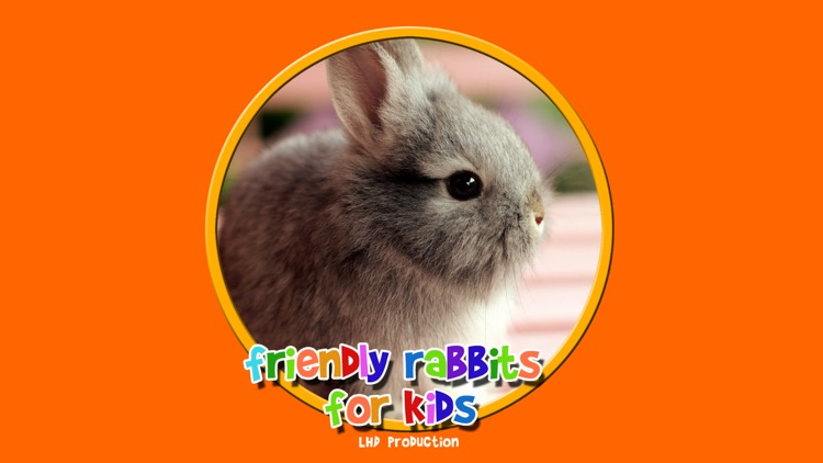 friendly rabbits for kids free screenshot-3