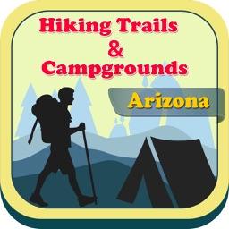 Arizona - Campgrounds & Hiking Trails