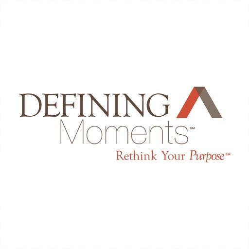 Defining Moments Blog