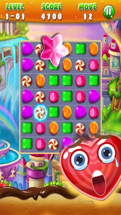Candy Ice Frenzzy - Pop Match 3