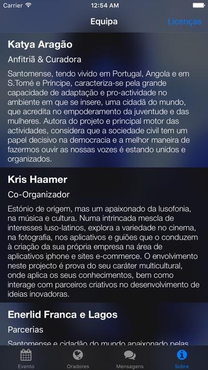 TEDxSãoTomé screenshot-4