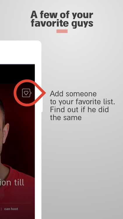 Atraf  - gay chat & dating app screenshot-4