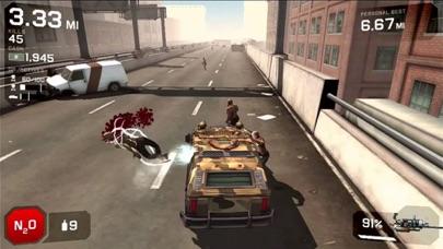 生存への道:無料ゾンビキル高速道路のレース&撮影戦争ゲームのスクリーンショット4