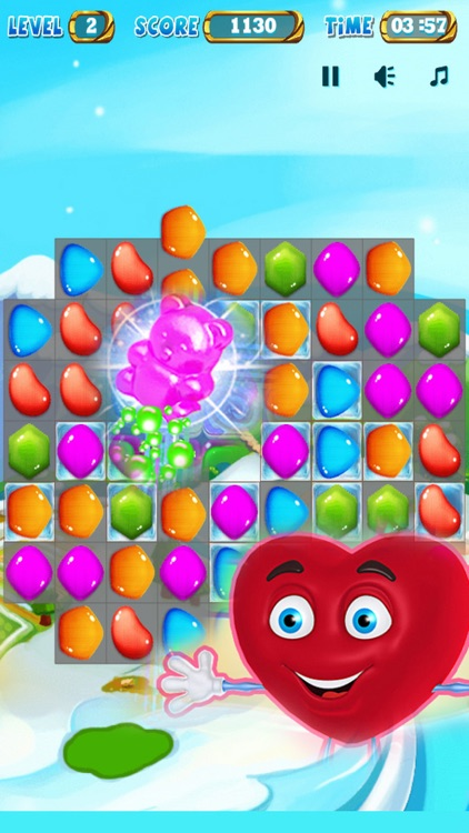 Star Match 3: Jelly Puzzle Deluxe