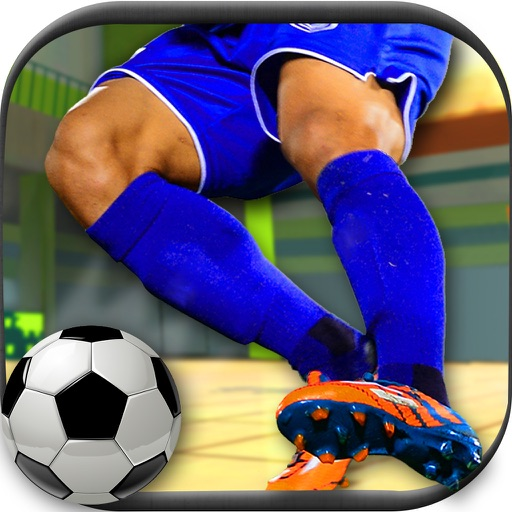 Futsal 2015 - Indoor football arena game with real soccer tournaments and leagues by BULKY SPORTS