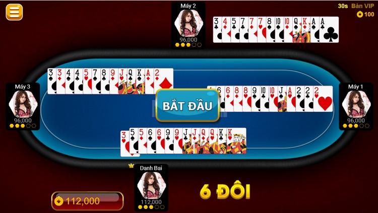 Tien Len Mien Nam - Game Bai Online
