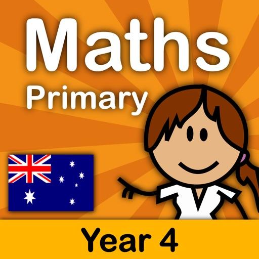 Maths Skill Builders - Year 4 - Australia