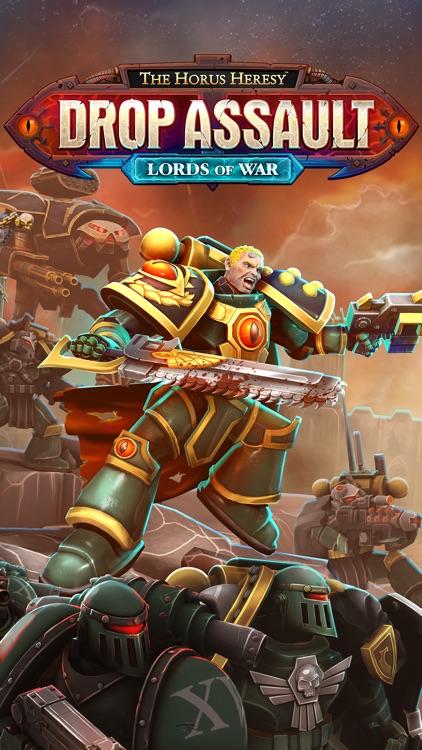 The Horus Heresy: Drop Assault screenshot-4