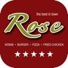 Rose Burger & Kebab, Halstead