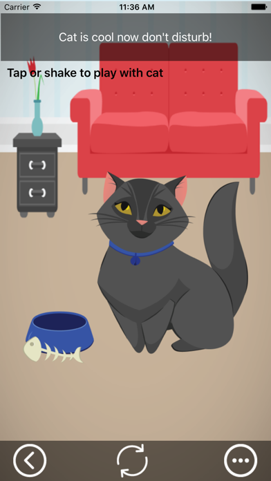 Fun With Cat - Angry Cat In Dark House screenshot four