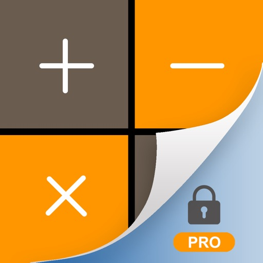 Secret Calculator Pro - Password lock photos album safe & private photo vault