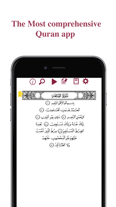 Quran Audio Translation and Tafseer Pro for Muslim