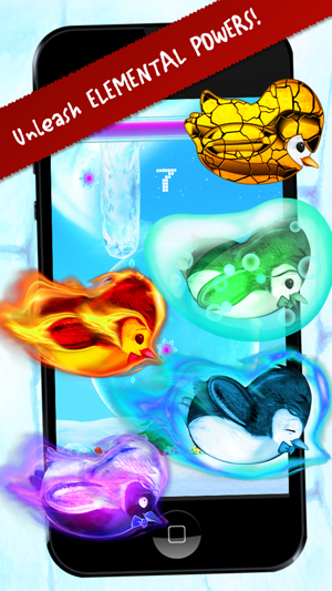 ice flap penguin kid safe edition on the app store