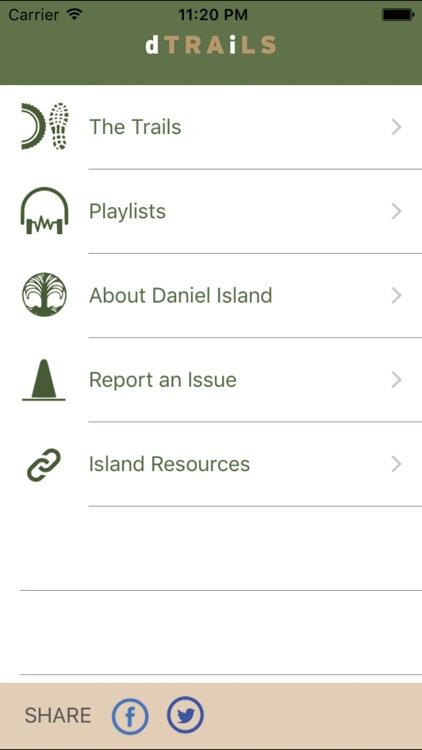 DiTRAILS screenshot-4