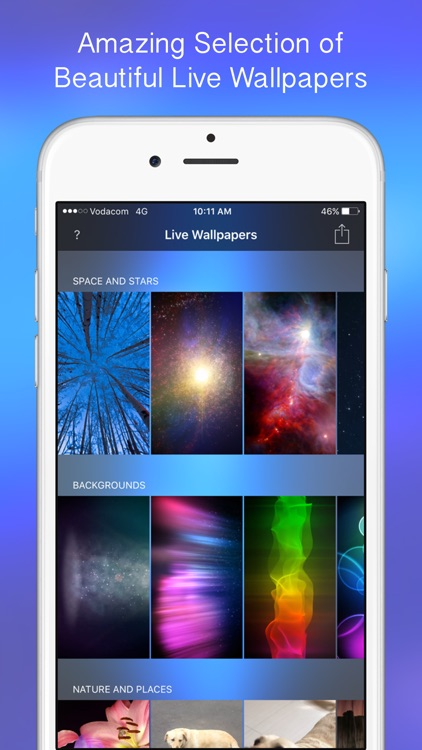 Cool live wallpapers animated hd backgrounds and screensavers for cool live wallpapers animated hd backgrounds and screensavers for iphone 6s and 6s plus free voltagebd Gallery