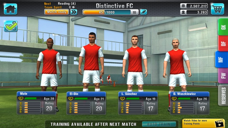 Football Kicks: Title Race screenshot-3