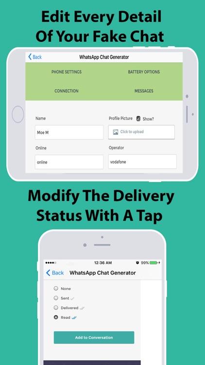 WhatsChat - Multiple Accounts For WA Messanger screenshot-4