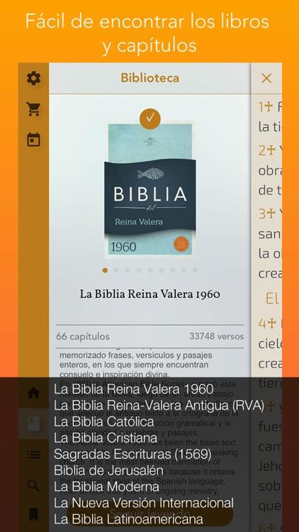la Biblia, Spanish bible