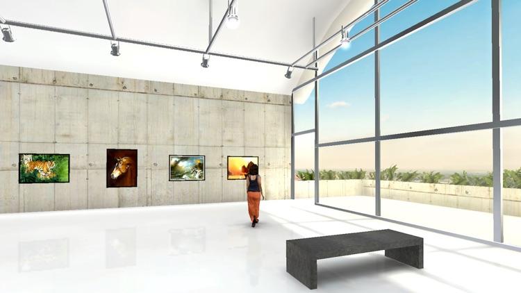 ArtQuid - 3D Art Galleries VR screenshot-3