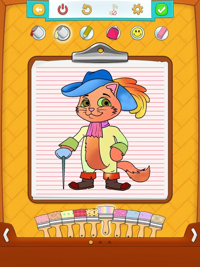 Kedi Boyama Oyunlari App Store Da