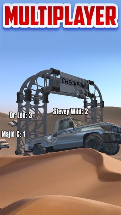 ドバイのドリフト砂漠のレーシング -トラック 運転  ゲーム  に  インクルー ド砂漠のおすすめ画像4