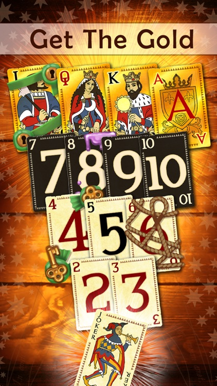 Clash of Cards: Solitaire screenshot-2