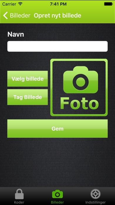 Screenshot for KodeSkabet in Denmark App Store