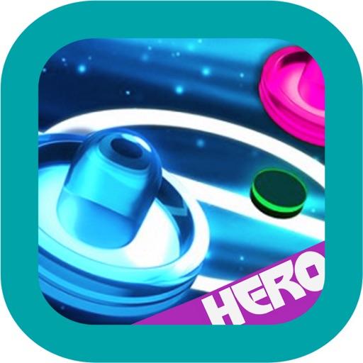 Air hockey hero