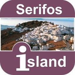 Serifos Island Offline Map Travel  Guide