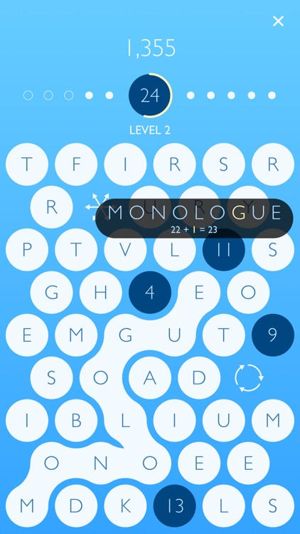 Monologue: The Word Game
