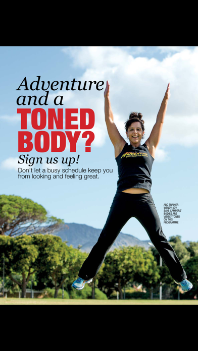 Lose It! Magazine screenshot four