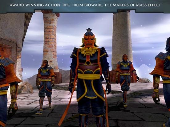 Screenshot #4 for Jade Empire™: Special Edition
