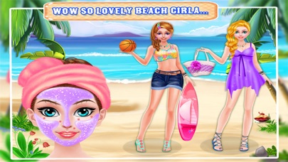 Summer Beach Makeover