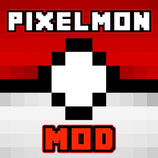 PIXELMON MODS for Minecraft PC Edition - The Best Pocket Wiki & Tools for MCPC app logo
