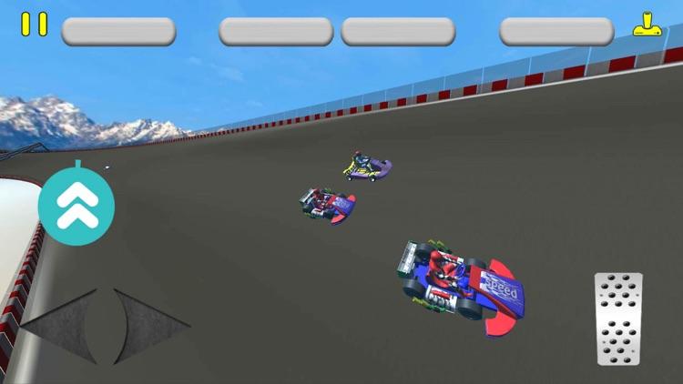 Kart Racing - Rush Mini Car Kart Racing