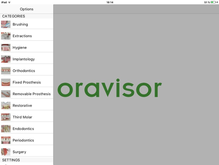 Oravisor screenshot-1