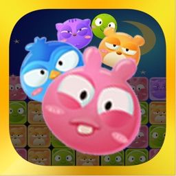 Cute Pet Pop Free - A pop puzzle game