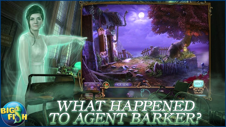 Mystery Case Files: Key To Ravenhearst - A Mystery Hidden Object Game (Full) screenshot-0