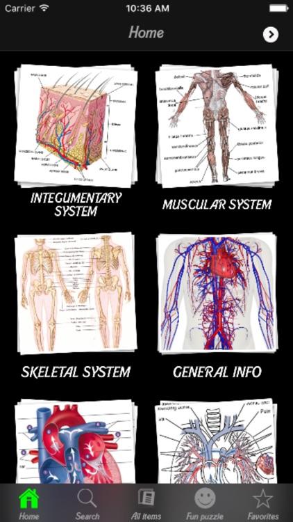 Human Body Database + screenshot-4
