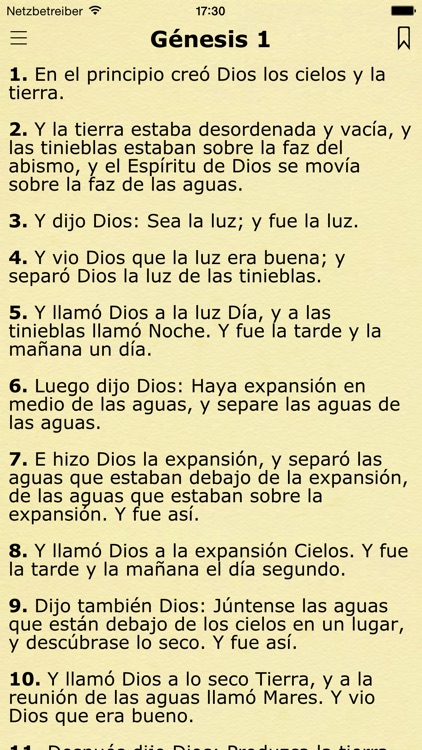 La Biblia Reina Valera en Español - Spanish Bible screenshot-0
