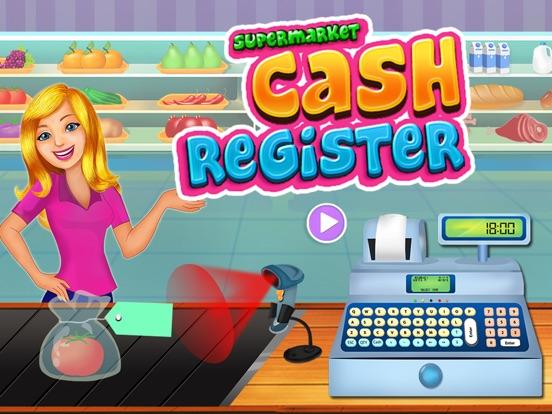 Скачать игру Супермаркет кассовый аппарат SIM- Дети образовательный торговые центры и управление временем весело игры