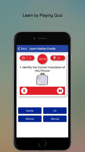 Speak Haitian Creole Language on the App Store
