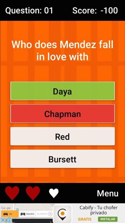 Trivia For Orange Is The New Black Free Tv Drama Quiz By Diana Chu